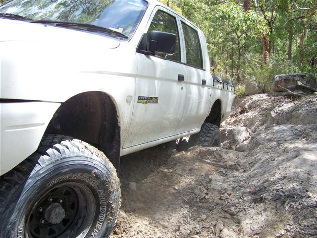 Picture of 2004 Mitsubishi Triton