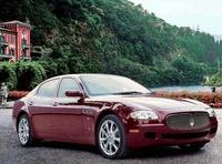 2007 Maserati Quattroporte Overview