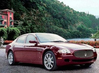 Picture of 2007 Maserati Quattroporte