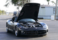 2004 Dodge Viper 2 Dr SRT-10 Convertible picture, engine, exterior