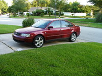 Picture of 1999 Volkswagen Passat 4 Dr GLS V6 Sedan, exterior, gallery_worthy