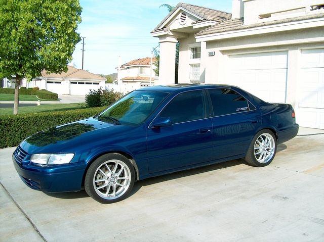 Picture of 1999 Toyota Camry XLE V6, exterior