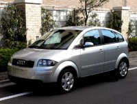 2002 Audi A2 Overview