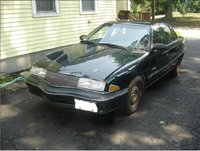 Picture of 1995 Buick Skylark Custom Sedan, exterior
