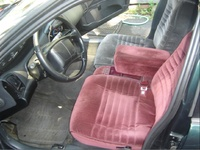 1995 Buick Skylark Custom Sedan, 1995 Buick Skylark 4 Dr Custom Sedan picture, interior