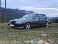 1991 Volvo 940 4 Dr Turbo Sedan picture