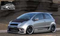 Picture of 2008 Toyota Yaris S 2dr Hatchback, exterior, gallery_worthy