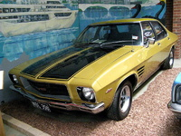 1973 Holden Monaro Overview