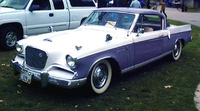 1956 Studebaker Golden Hawk Overview
