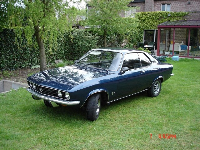 Picture of 1975 Opel Manta, exterior, gallery_worthy
