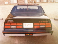 Picture of 1985 Chevrolet Celebrity, exterior
