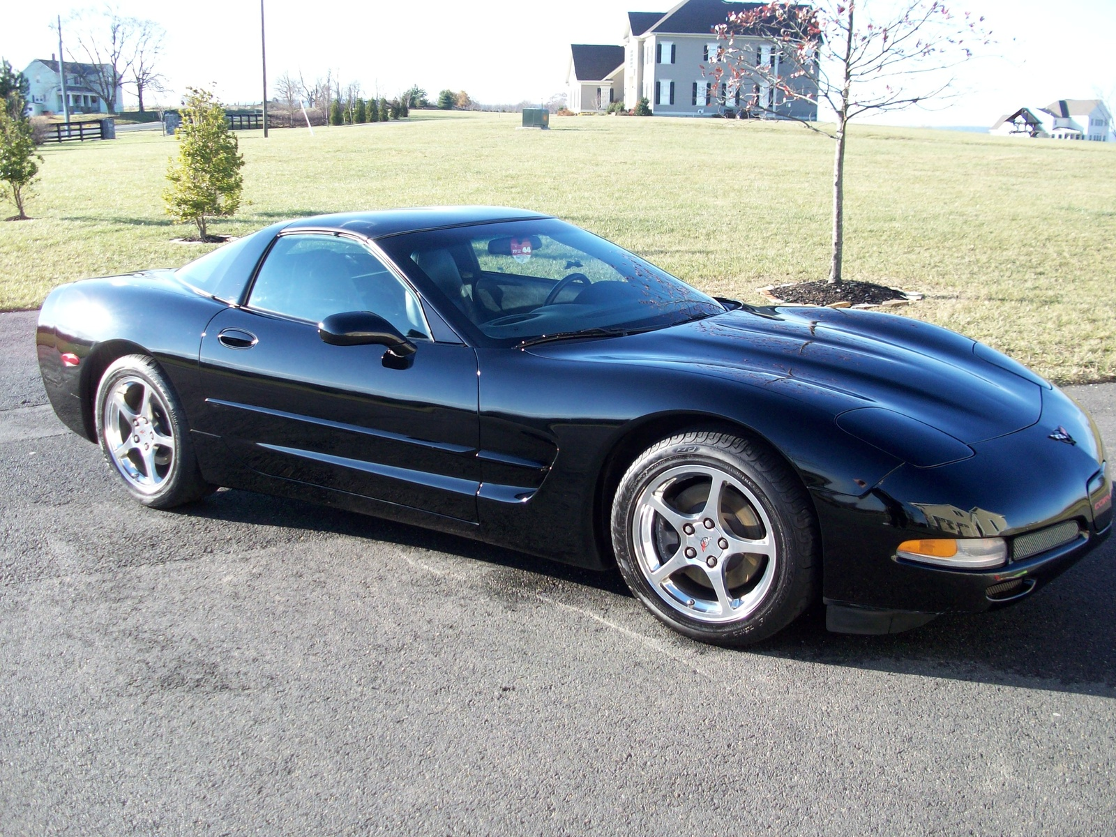 2002 Chevrolet Corvette Coupe picture, exterior