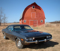 1978 Dodge Challenger Picture Gallery