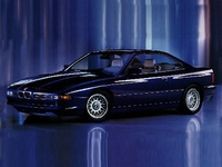 1997 BMW 8 Series Overview
