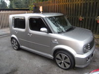 2009 Nissan Cube Overview
