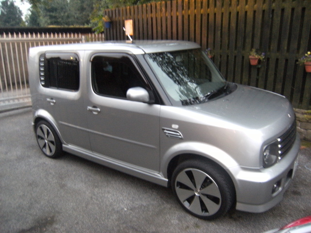 Picture of 2009 Nissan Cube, exterior, gallery_worthy