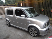 Picture of 2009 Nissan Cube, exterior