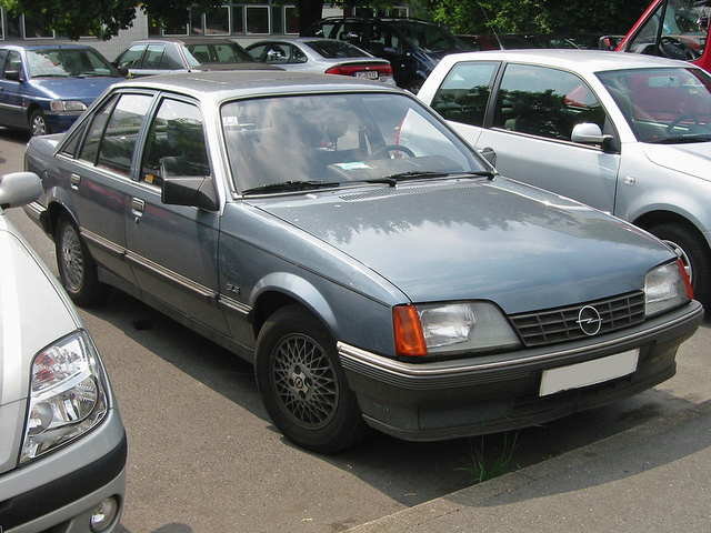 Picture of 1980 Opel Rekord, exterior, gallery_worthy
