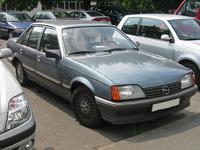 1980 Opel Rekord Overview
