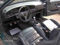 Picture of 1991 Volkswagen Corrado 2 Dr Supercharged Hatchback, interior, gallery_worthy