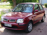 Picture of 1999 Nissan Micra, exterior