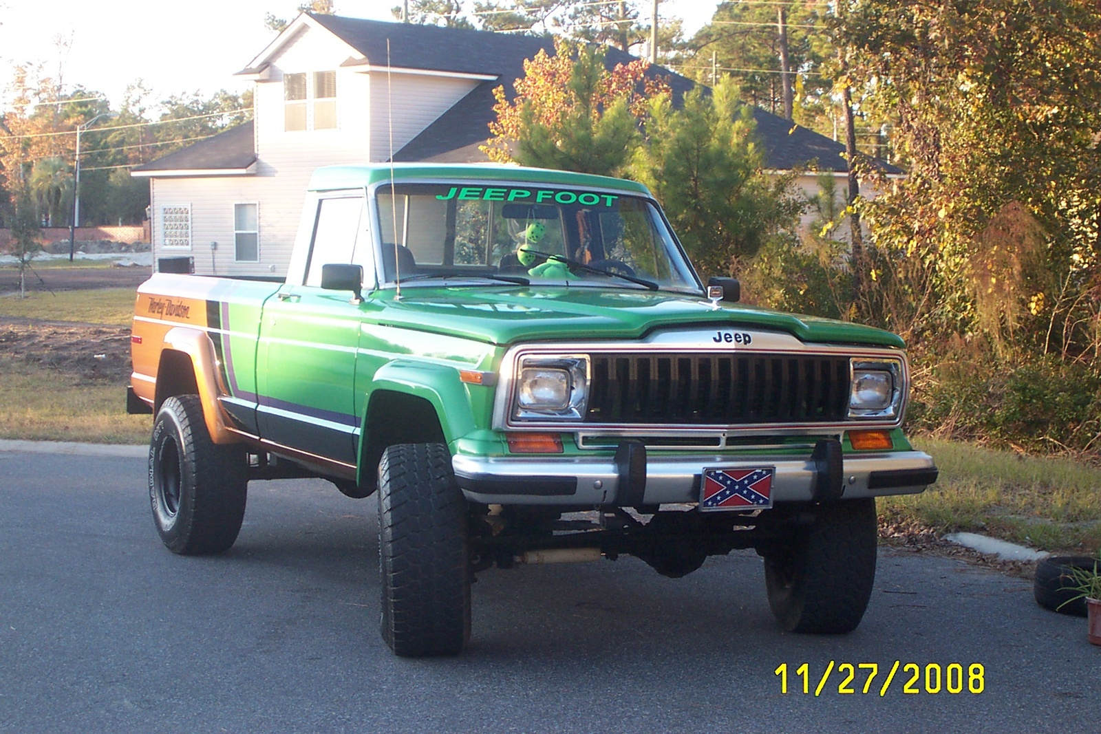1982 Jeep Cherokee picture