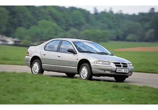 1996 Chrysler Cirrus 4 Dr LX Sedan picture