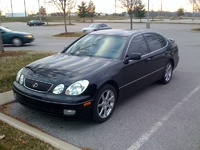 2003 Lexus GS 430 Base, 2003 Lexus GS 430 4 Dr STD Sedan picture, exterior