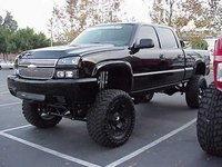 Picture of 2004 Chevrolet Silverado 2500, exterior