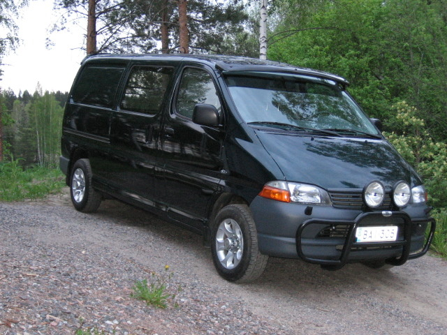 Picture of 2006 Toyota Hiace, exterior