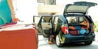 2009 Honda FR-V, Interior Cargo View, exterior, interior, manufacturer