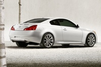 2009 Infiniti G37, Back Right Quarter View, manufacturer, exterior