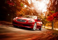 2009 INFINITI G37, Front Left Quarter View, exterior, manufacturer, gallery_worthy