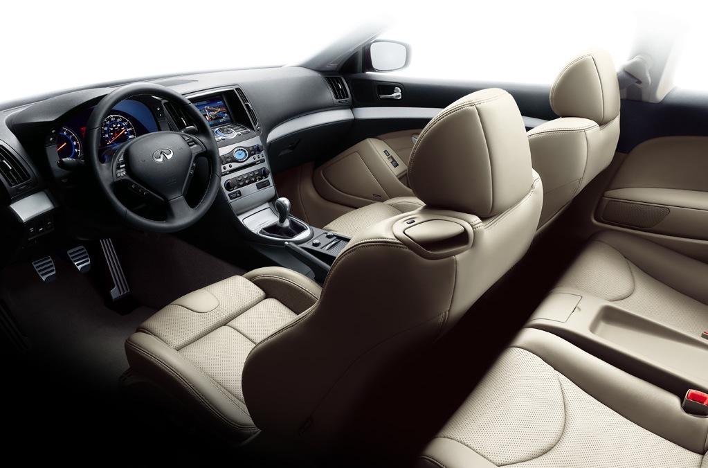 Coupe Image 9 Interior Infiniti Q60 Ipl Coupe | 2016 - 2017 Best Cars