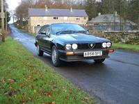1984 Alfa Romeo GTV Overview