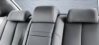 2009 Kia Optima, Interior Backseat View, interior, manufacturer