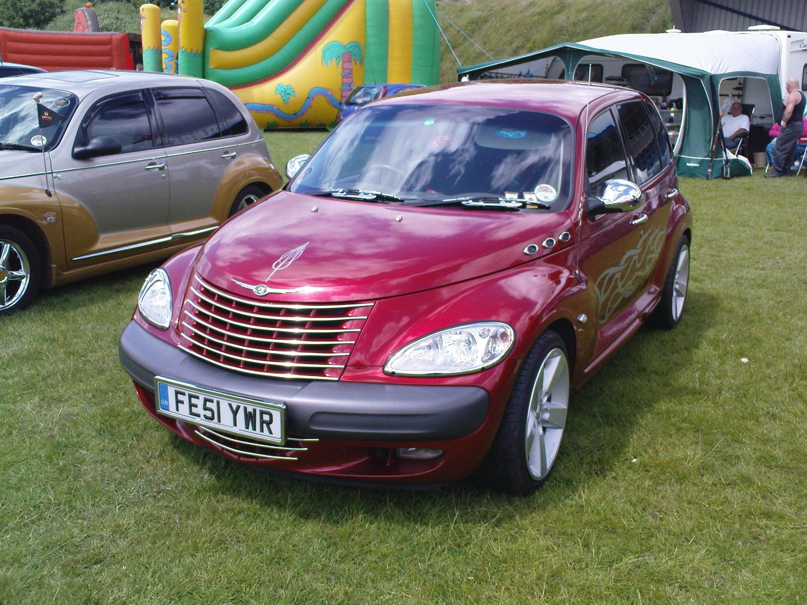 2001 Chrysler Pt Cruiser - Overview