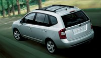 2009 Kia Rondo, Back Left Quarter View, exterior, manufacturer, gallery_worthy