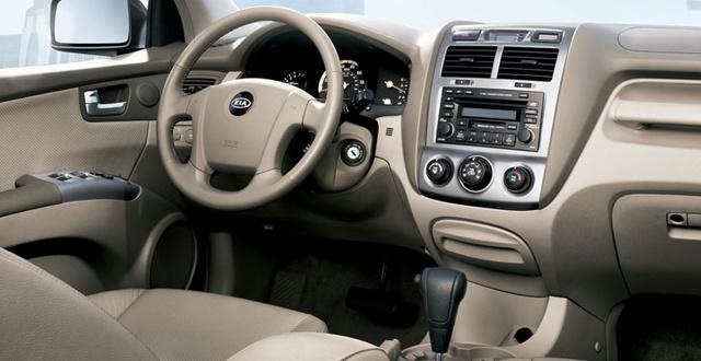 2009 Kia Sportage Overview Cargurus