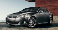 2009 Lexus IS 250, Front Left Quarter View, manufacturer, exterior