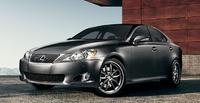 2009 Lexus IS 250, Front Left Quarter View, exterior, manufacturer