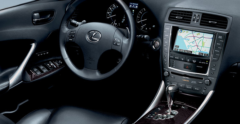 2009 lexus is 250 interior front view interior manufacturer. Black Bedroom Furniture Sets. Home Design Ideas