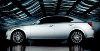 2009 Lexus IS 250, Left Side View, exterior, manufacturer