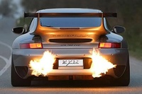 Picture of 2004 Porsche 911 Turbo AWD, exterior