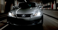 2009 Lexus IS 350, Front View, exterior, manufacturer