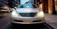 2009 Lexus LS 460, Front View, exterior, manufacturer