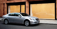 2009 Lexus LS 460, Front Right Quarter View, exterior, manufacturer, gallery_worthy