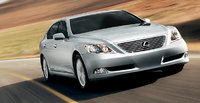2009 Lexus LS 460, Front Right Quarter View, exterior, manufacturer