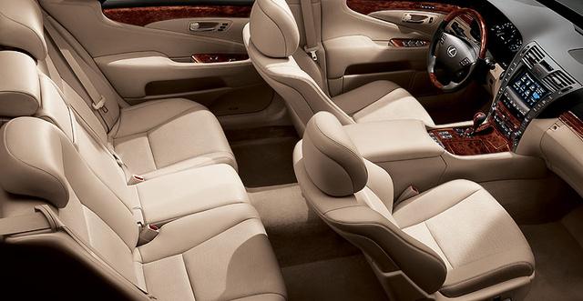 2009 Lexus LS 460 Interior Pictures CarGurus