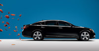 2009 Lexus LS 460, Right Side View, exterior, manufacturer
